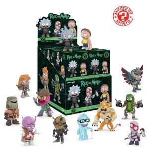Rick and Morty Mystery Mini Фигурка 5 cm 1 бр. Series 2