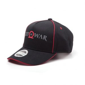 Шапка God Of War Curved Bill Cup Logo