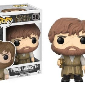 Funko POP! Фигурка Game of Thrones - Tyrion Lannister 9 cm POP! Television