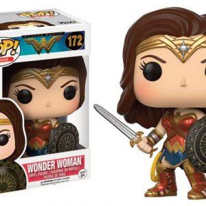 Funko POP! Фигурка Wonder Woman Movie - Wonder Woman 9 cm POP! Heroes