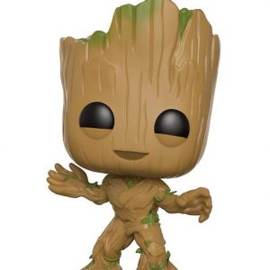 Funko POP! Фигурка Guardians of the Galaxy Vol. 2 - Young Groot 9 cm POP! Marvel