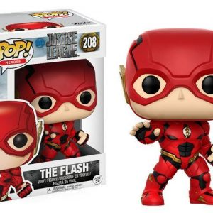 Funko POP! Фигурка Justice League Movie - The Flash 9 cm POP! Movies