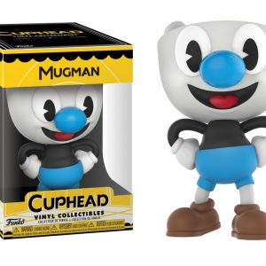 Funko POP! Фигурка Cuphead - Mugman 10 cm POP! Games