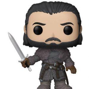 Funko POP! Фигурка Game of Thrones - Jon Snow (Beyond the Wall) 9 cm POP! TV