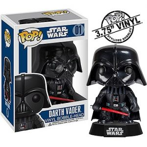 Funko POP! Фигурка Star Wars Bobble-Head - Darth Vader 10 cm