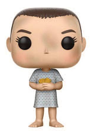 Funko POP! Фигурка Stranger Things - Eleven (Hospital Gown) 9 cm POP! TV