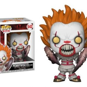 Funko POP! Фигурка – Stephen King's It 2017 - Pennywise with Spider Legs 9 cm POP! Movies