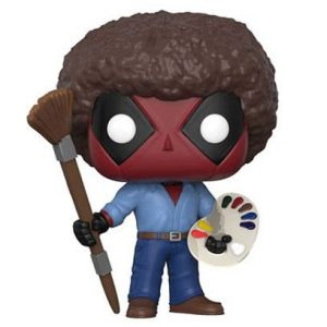 Funko POP! Фигурка – Deadpool Parody - Deadpool 70s with Afro 9 cm POP! Marvel