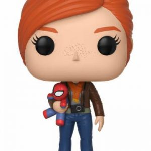 Funko POP! Фигурка – Spider-Man - Mary Jane with Plush 9 cm POP! Games
