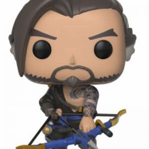 Funko POP! Фигурка – Overwatch - Hanzo 9 cm POP! Games