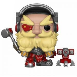 Funko POP! Фигурка – Overwatch - Torbjorn 9 cm POP! Games