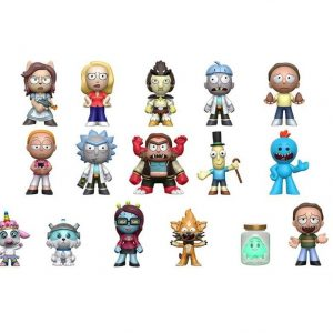 Rick and Morty Mystery Mini Фигурка 5 cm 1 бр. Series 1