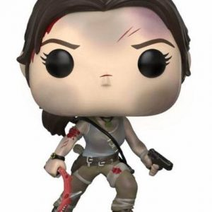 Funko POP! Фигурка – Tomb Raider - Lara Croft 9 cm POP! Games