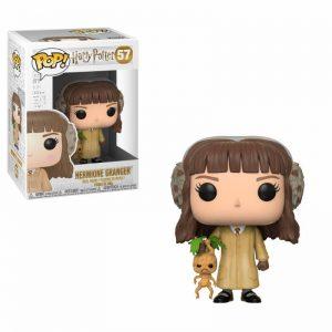 Funko POP! Фигурка – Harry Potter - Hermione Granger (Herbology) 9 cm POP! Movies
