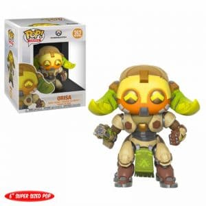 Голяма Funko POP! Фигурка Overwatch - Orisa 15 cm POP! Games