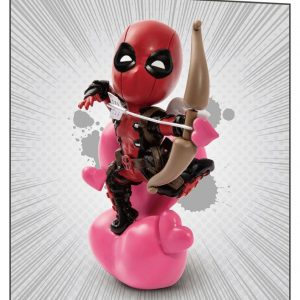 Колекционерска Фигурка - Marvel Comics Mini Egg Attack - Deadpool Cupid 10 cm