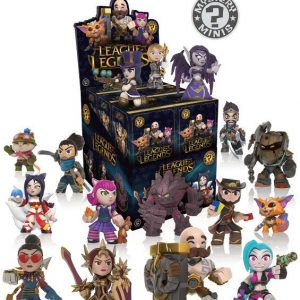 League of Legends Mystery Mini Фигурка 5 cm 1 бр.