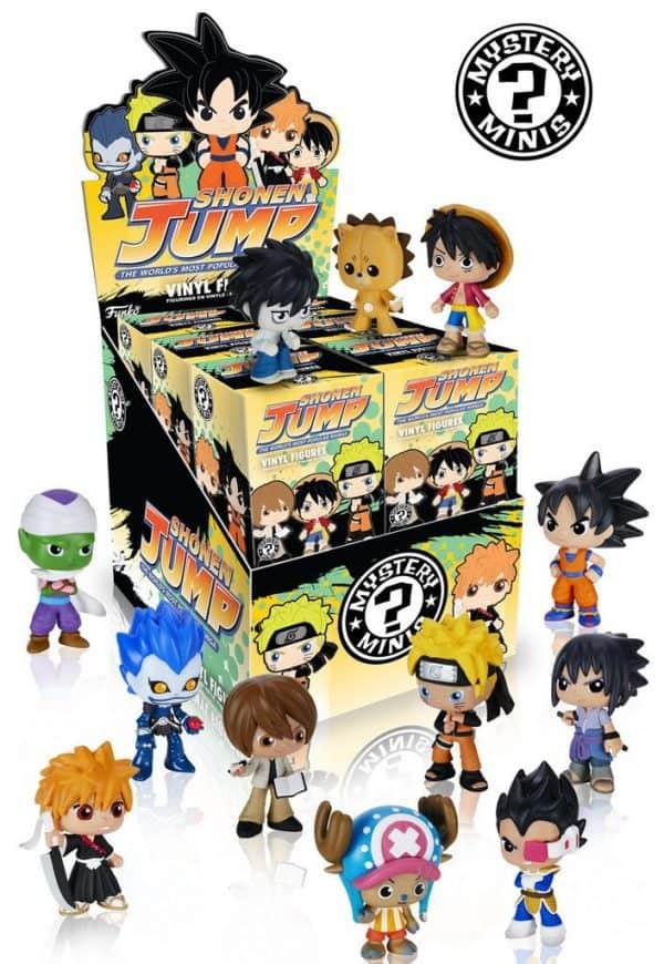 Best of Anime Mystery Mini Фигурка 5 cm 1 бр. Series 2