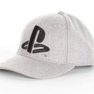 Бейзболна Шапка PlayStation - Black Logo