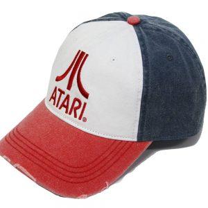 Бейзболна Шапка Atari - Red Logo