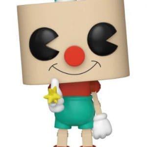 Funko POP! Фигурка Cuphead - Cuppet 9 cm POP! Games
