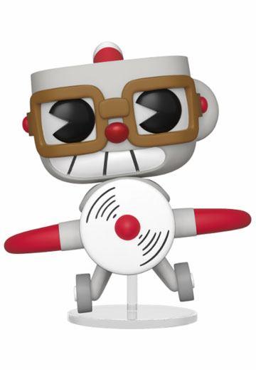 Funko POP! Фигурка Cuphead - Aeroplane Cuphead 9 cm POP! Games