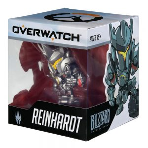 Blizzard Колекционерска Фигурка Overwatch - Reinhardt 10 cm Cute but Deadly