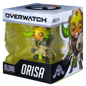 Blizzard Колекционерска Фигурка Overwatch - Orisa 10 cm Cute but Deadly