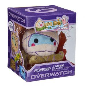 Blizzard Плюшка Overwatch - Pachimari Halloween (Pachimummy) 4 cm