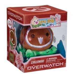 Blizzard Плюшка Overwatch - Pachimari Christmas (Gingermari) 4 cm