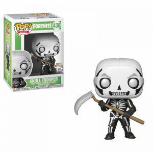 Funko POP! Фигурка Fortnite - Skull Trooper 9 cm POP! Games