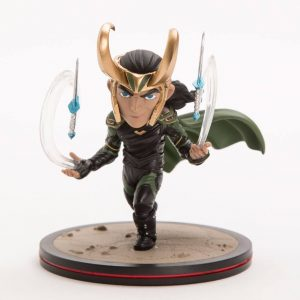 Колекционерска Фигурка – Thor Ragnarok Q-Fig Loki 10 cm