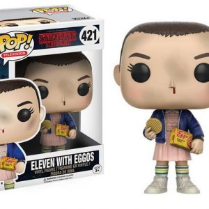 Funko POP! Фигурка Stranger Things - Eleven With Eggos 9 cm POP! TV