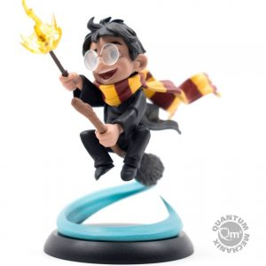 Колекционерска Фигурка Harry Potter Q-Fig – Harry Potter's First Flight 10 cm