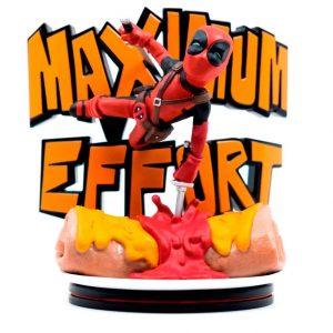 Голяма Колекционерска Фигурка Marvel Q-Fig MAX Diorama Deadpool Maximum Effort 14 cm