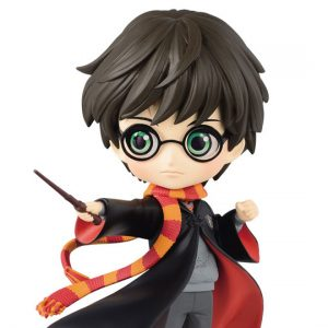 Колекционерска Фигурка Q Posket Harry Potter - Harry Potter A Normal Color Version 14 cm Banpresto