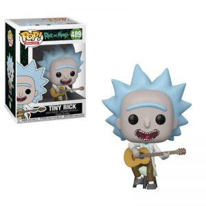 Funko POP! Фигурка Rick and Morty - Tiny Rick 9 cm POP! Animation