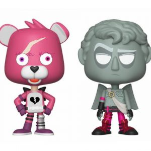 Funko VYNL Fortnite Комплект 2 бр. Фигурки - Cuddle Team Leader and Love Ranger 10 cm