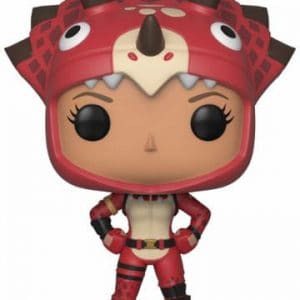 Funko POP! Фигурка Fortnite - Tricera Ops 9 cm POP! Games