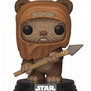 Funko POP! Фигурка Star Wars - Wicket 9 cm POP! Movies