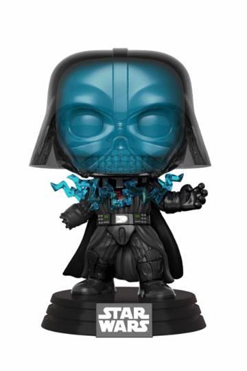 Funko POP! Фигурка Star Wars - Electrocuted Darth Vader 9 cm POP! Movies