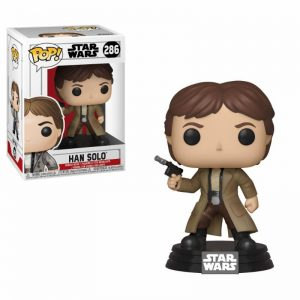 Funko POP! Фигурка Star Wars - Endor Han Solo 9 cm POP! Movies