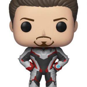 Avengers Endgame - Tony Stark 9 cm Funko POP Фигурка Marvel Iron Man