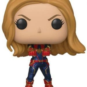 Avengers Endgame - Captain Marvel 9 cm Funko POP Фигурка Marvel