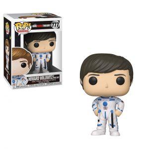 Funko POP! Фигурка The Big Bang Theory - Howard 9 cm POP! TV TBBT