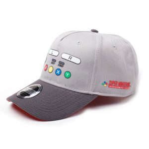 Шапка Nintendo SNES Buttons Baseball Cap