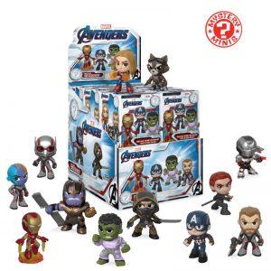 Avengers Endgame Mystery Minis Фигурка 6 cm 1 бр.