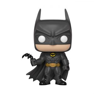 Funko POP! Фигурка Batman 80th - Batman (1989) 9 cm POP! Heroes