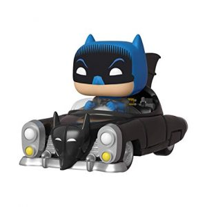 Голяма Funko POP! Фигурка Batman 80th - 1950 Batmobile 15 cm POP! Rides