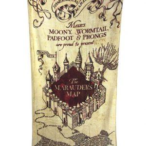 Хавлиена Кърпа Harry Potter Marauder's Map 150 x 75 cm